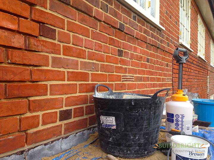 Lime Mortar Repointing Repointing Winchester Twyford Romsey Southampton Hampshire