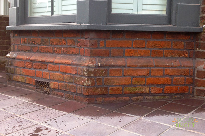 brick repair replacement Winchester Alresford Twyford Southampton Romsey Hampshire after