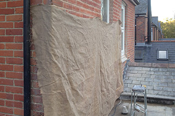 drying the lime mortar winchester alresford twyford romsey eastleigh hampshire